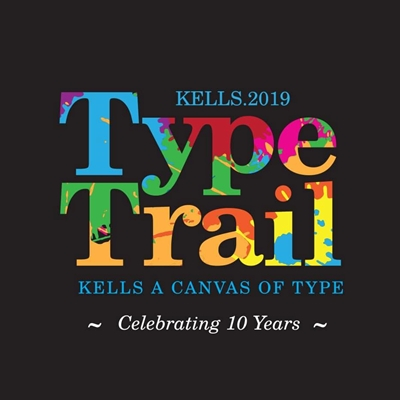 Launch of Kells TypeTrail