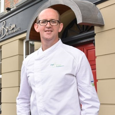 THE SEA: Chef Brian McDermott