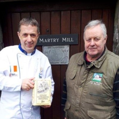 'Meet the Miller' at Martry Mill